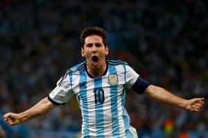 2014 FIFA World Cup - Argentina vs Bosnia-Hercegovina
