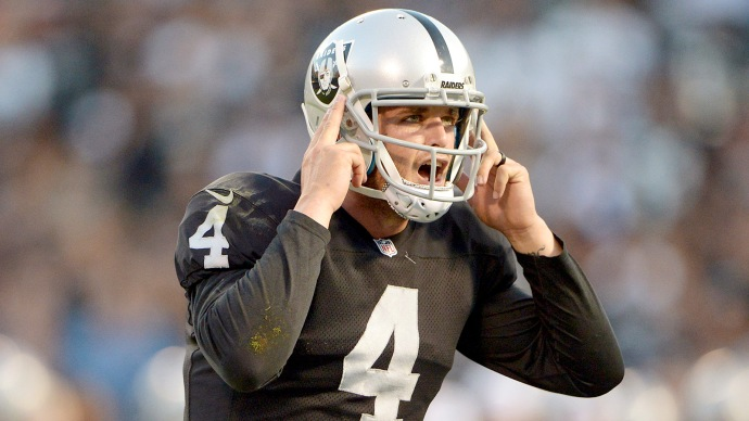 NFL: Preseason-Seattle Seahawks at Oakland Raiders